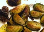 Roasted Brussells Sprouts