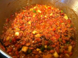 Buckeye Makes Boilermaker Chilirantings Of An Amateur Chef