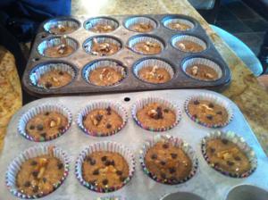 22 muffins