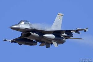 Photo 1 - Top Hat F-16 Strafing