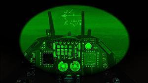 Photo 1A F-16 NVGs