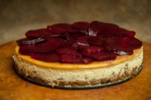 Goat Cheesecake #1