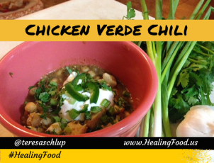 Chicken Verde Chili - Featured Size