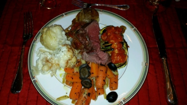 Gigot meal - Featured Size