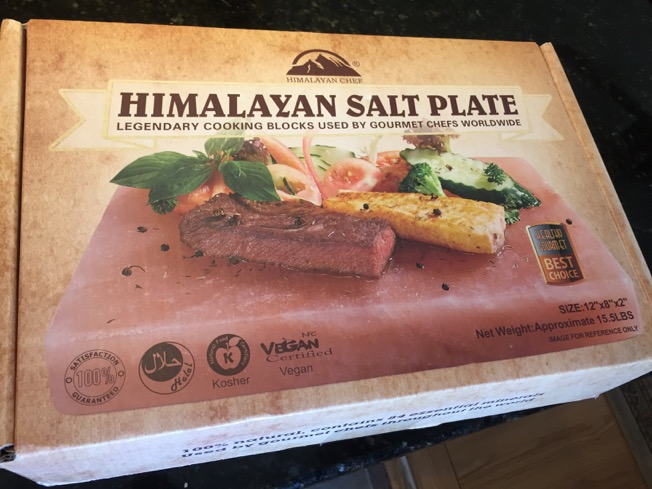 Product review himalayan salt products ranting reviews for Himalayan salt reviews